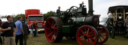 Dampf- und Traktorentreffen 2010